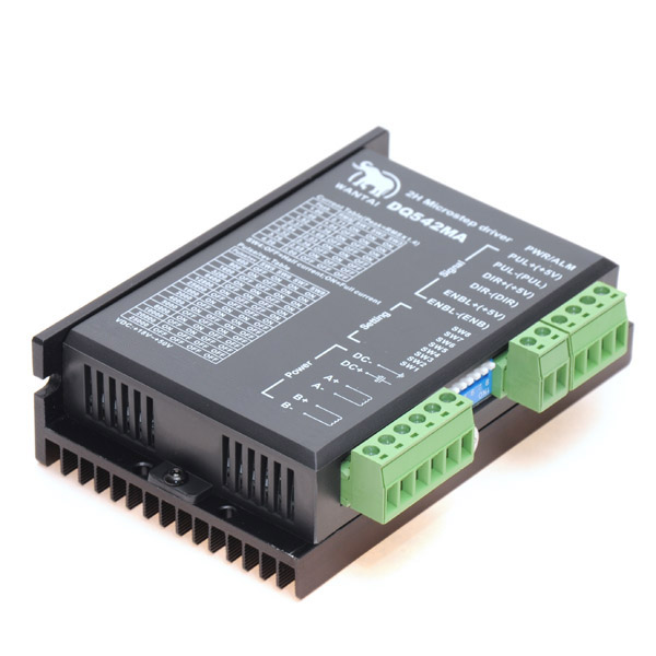 HYBRID STEPPING MOTOR DRIVER-DQ542MA
