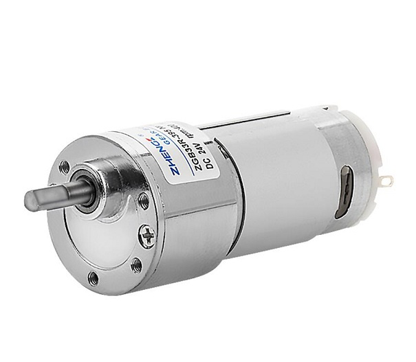 33mm Diameter Gearhead with RS395 DC Motor-ZGB33RLO
