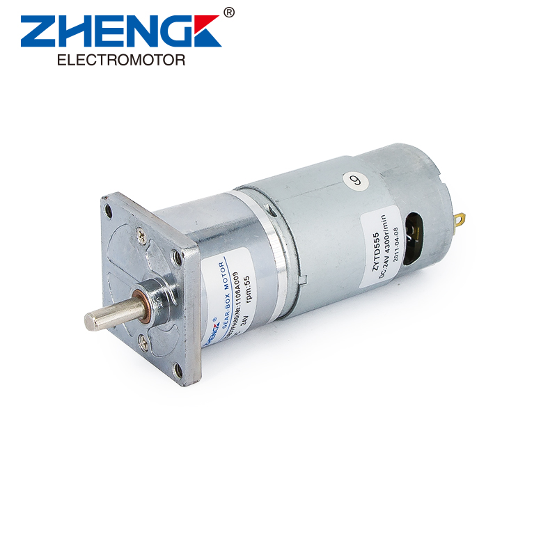 37mm Diameter DC Gear Motor-ZGB37FH